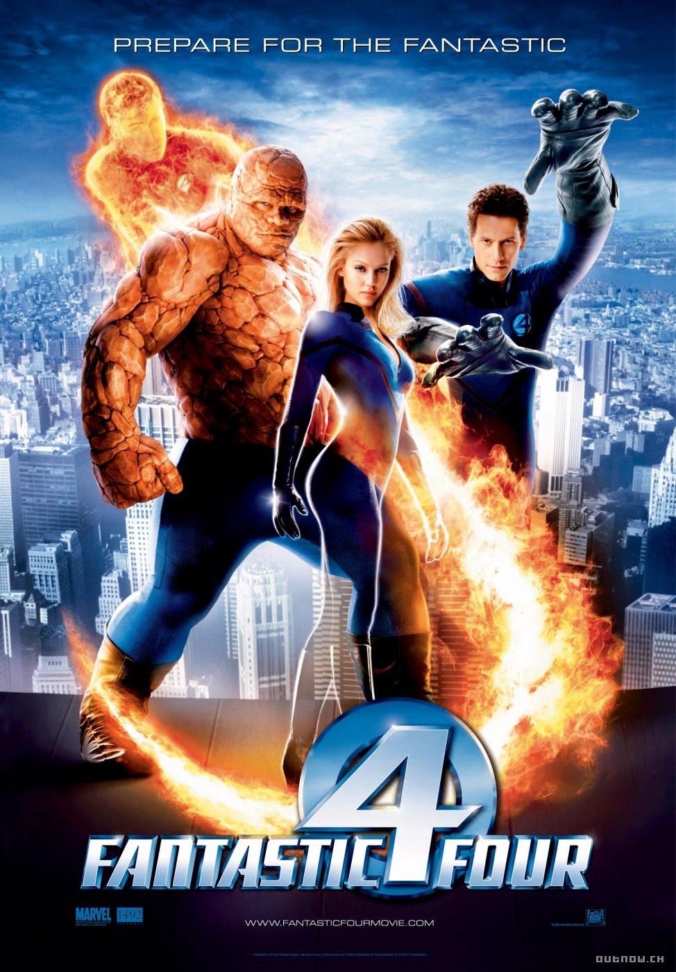 Fantastic 4, 2005
