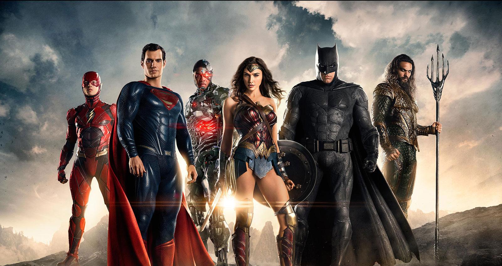 """""""Justice League"""", 2017"""