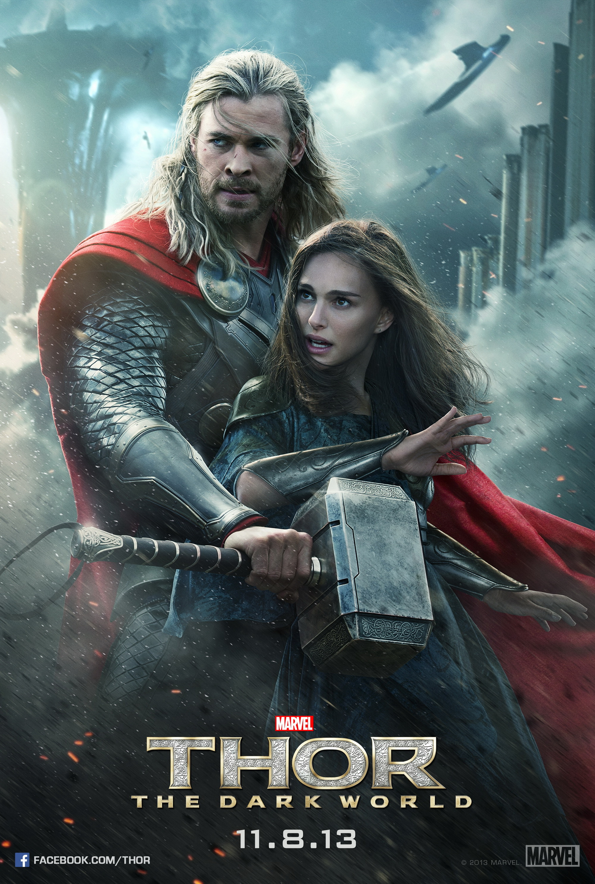 """Thor: The Dark World"", 2013"
