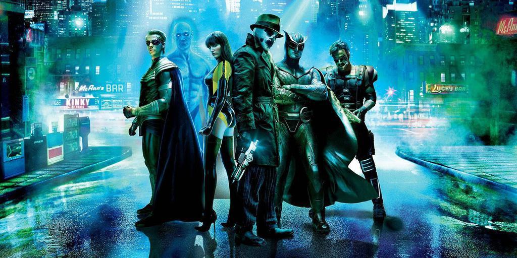 """""""Watchmen"""", 2009"""